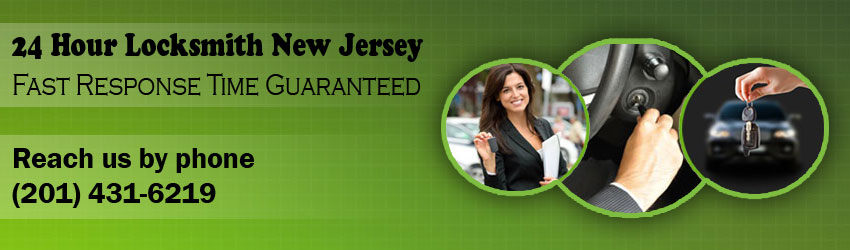 24 Hour Locksmith New Jersey